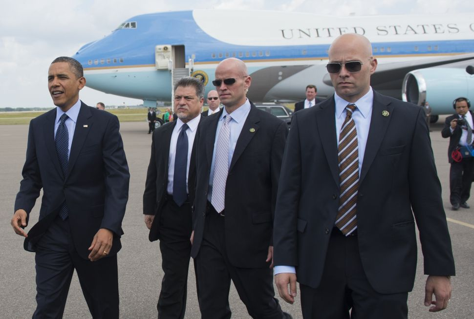 Four Secret Service Executives Fired, Stunning an Already Shaken Agency