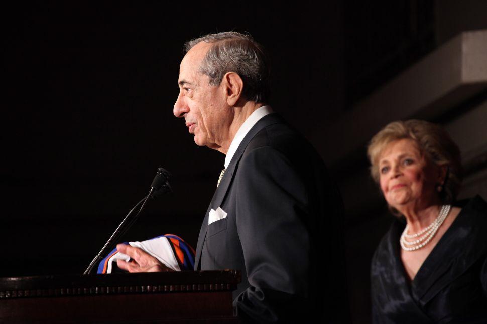 Bill de Blasio and Melissa Mark-Viverito Mourn the Death of Mario Cuomo