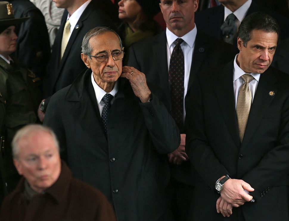 Leading State Lawmakers Offer Recollections, Condolences for Mario Cuomo
