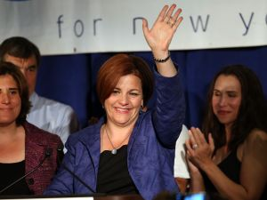 Former Council Speaker Christine Quinn. (Photo: Spencer Platt/Getty Images)