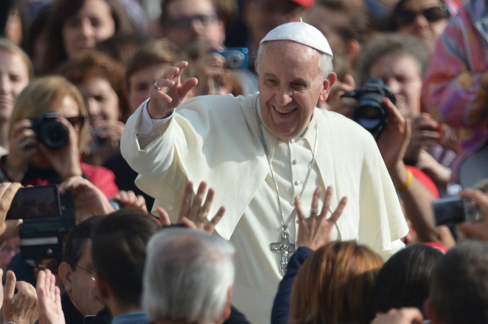 What Made Pope Francis Swear Off TV Forever?