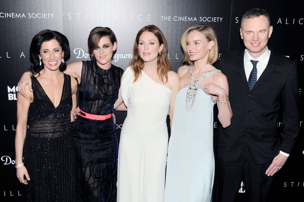 Rocks and Frocks: Awards Season Brings on the Glamour