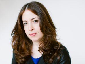 Karen Rosenberg. (Photo by Catherine May Taylor.)