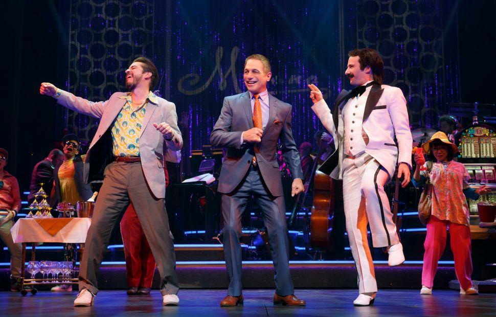 Broadway's 'Honeymoon in Vegas' Rolls the Dice