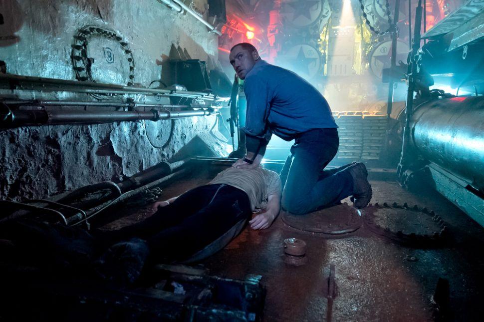 The Decks Run Red in 'Black Sea,' an Underwater Saga Starring Jude Law