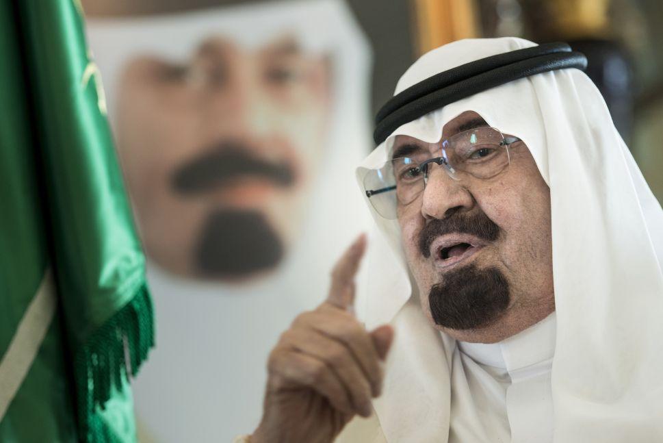 Abdullah: The Complicated King