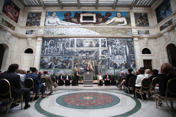 Art World Abstracts: Detroit Institute of Arts Reaches Grand Bargain Goal, and More!
