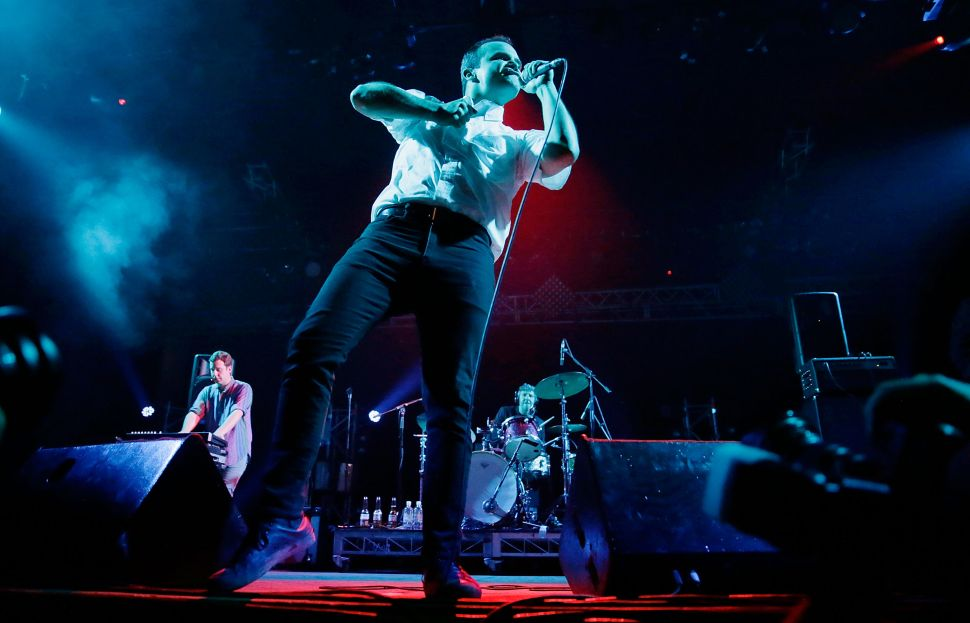Future Islands Hits Its Stride