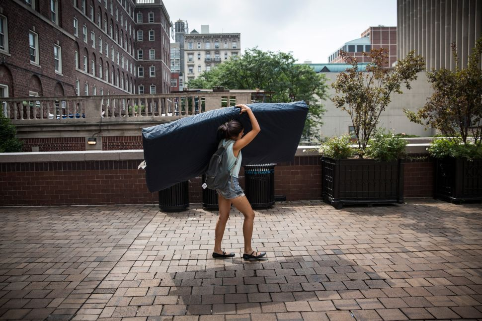Afternoon Bulletin: Emma Sulkowicz to Attend State of the Union Address and More