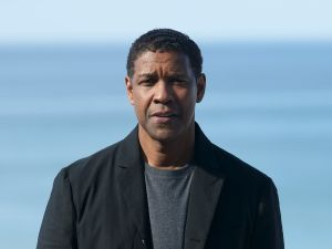 Actor Denzel Washington attends the 'The Equalizer' photocall during the 62st San Sebastian International Film Festival at the Kursaal Palace on September 19, 2014 in San Sebastian, Spain. (Photo by Carlos Alvarez/Getty Images)