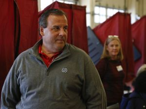 New Jersey Governor Chris Christie. (Photo by Jeff Zelevansky/Getty Images)