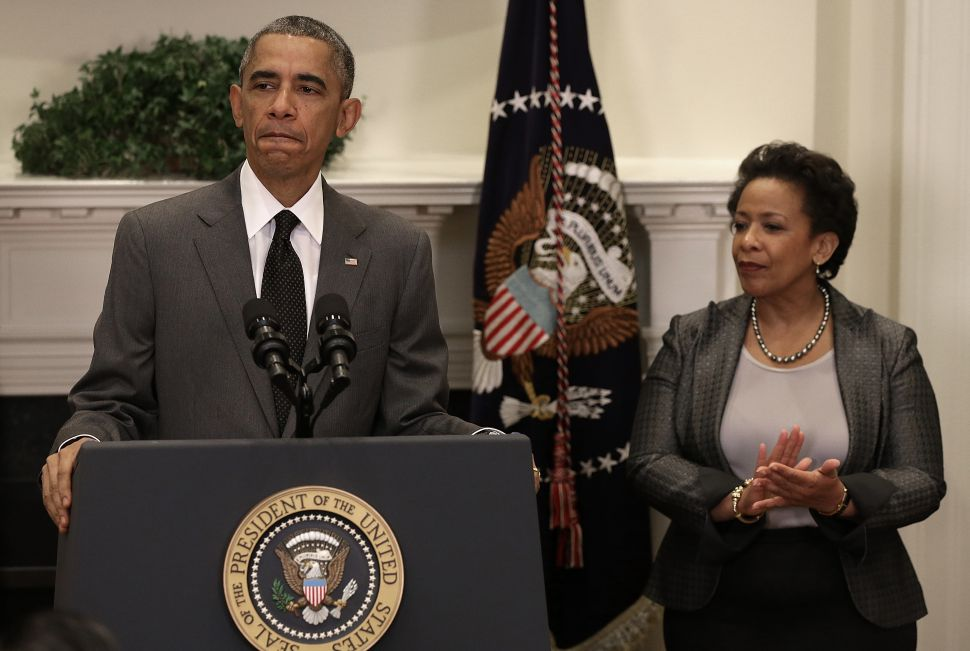 Loretta Lynch and Other Prosecutors Stand Accused of Allowing Criminals To Operate
