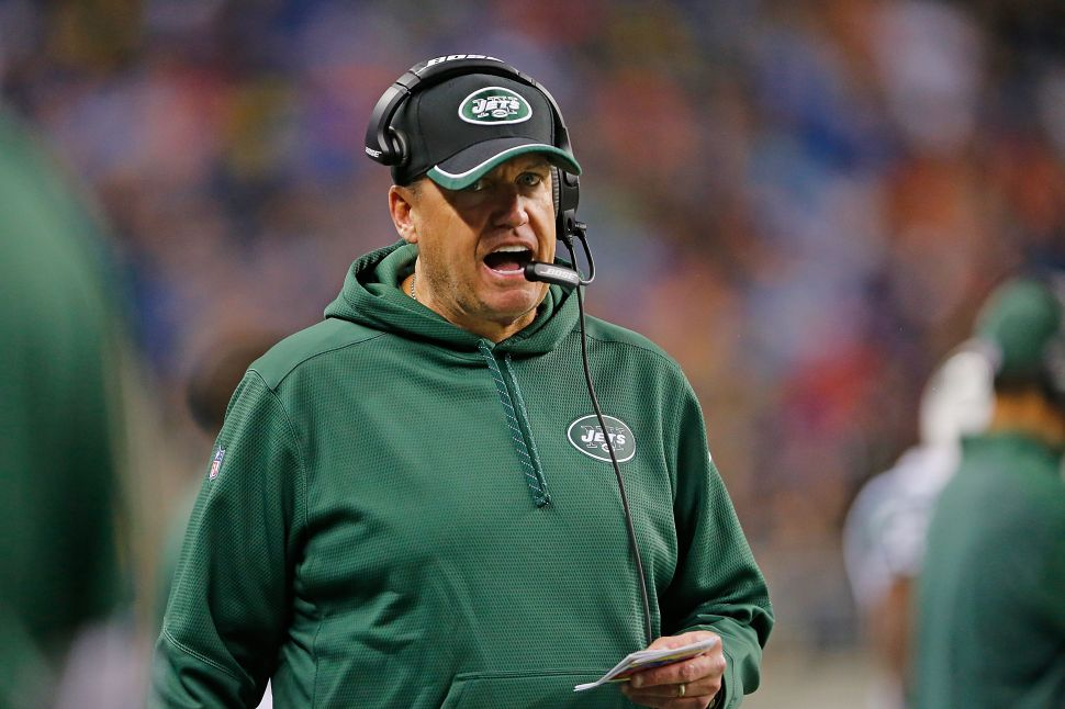 Tabloid Sportswriters Attack Each Other Over Jets Coach
