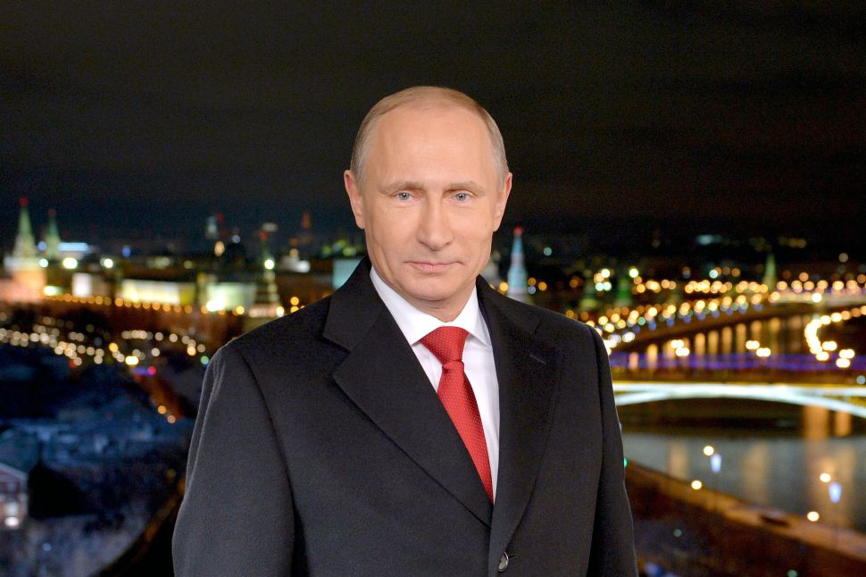 Putin to Inherit $2B Art Collection, Museum-going Remade with Oculus Rift, and More