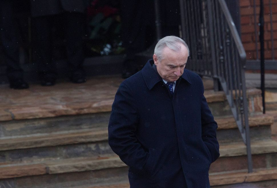 Andrew Cuomo Bemoans Loss of Bill Bratton's 'Competence' at the NYPD