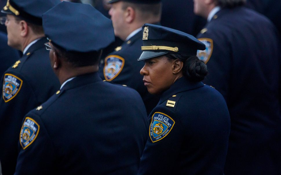 Cops Turn on de Blasio Again at Funeral for Slain NYPD Officer