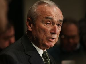 Police Commissioner Bill Bratton. (Photo: Spencer Platt for Getty Images)