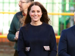 The Duchess of Cambridge. (Courtesy Getty Images)