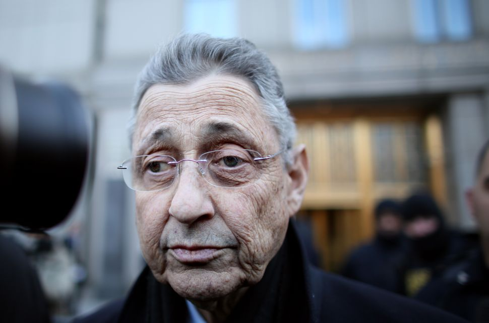 Working Families Party Calls Sheldon Silver Allegations 'Really Troubling'