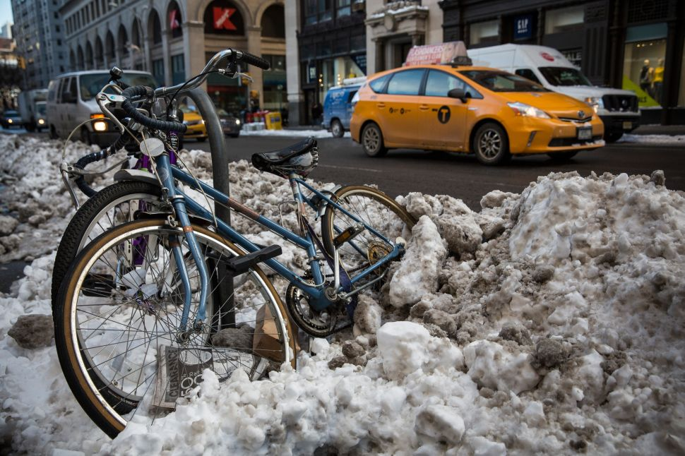 Afternoon Bulletin: $1.8 Million Worth of Snow and More