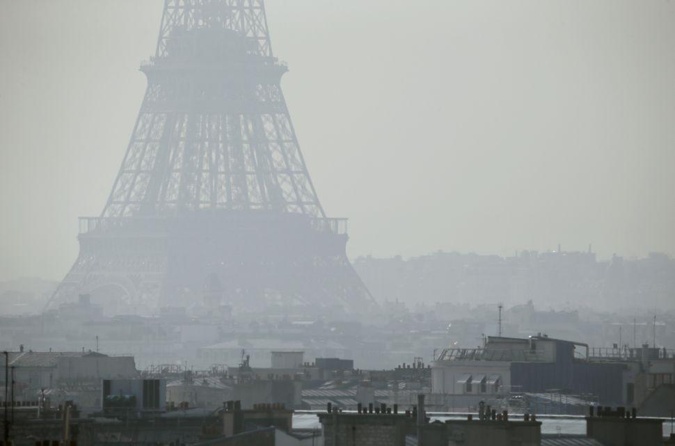 Solidarité: A 9-11 Widow in Paris Discusses the Massacre
