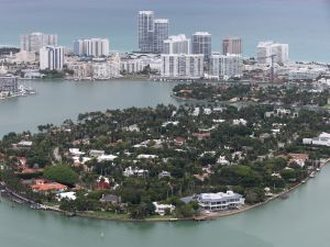 Global warming reports paint a dire picture for Florida's coastline.