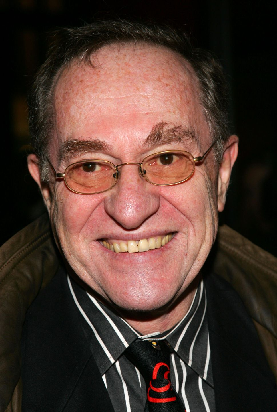 Where are the Jews to Defend Alan Dershowitz?