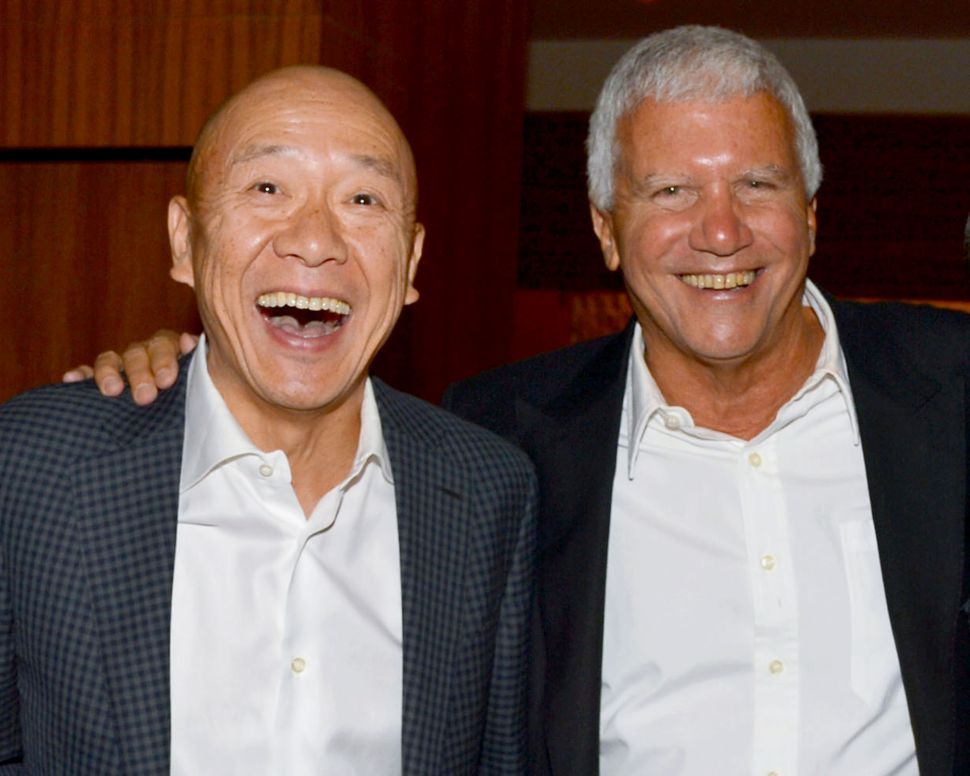 <em>The Times</em> Gives Zero Stars to Larry Gagosian's $240 Sushi Rolls at Kappo Masa
