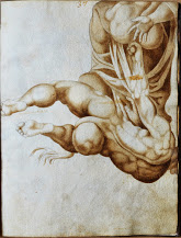 Michelangelo's 'The Last Judgement': XXX Version