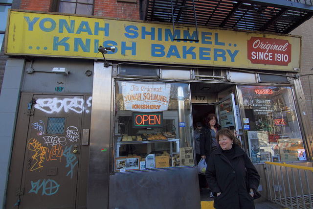 After a Century, Yonah Schimmel's Might be Closing Its Doors