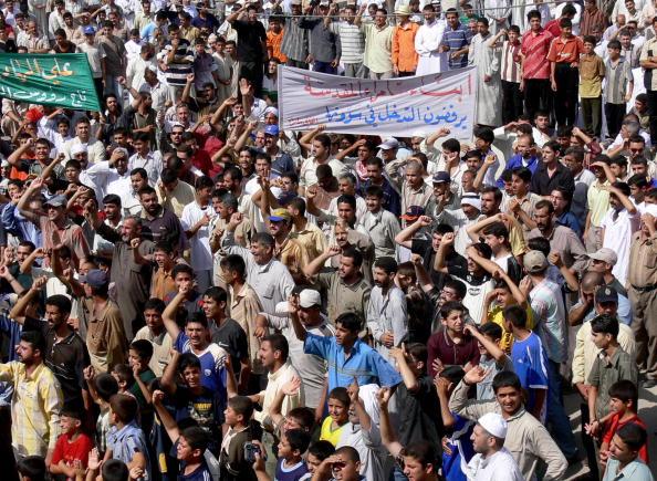 A Million Muslim March