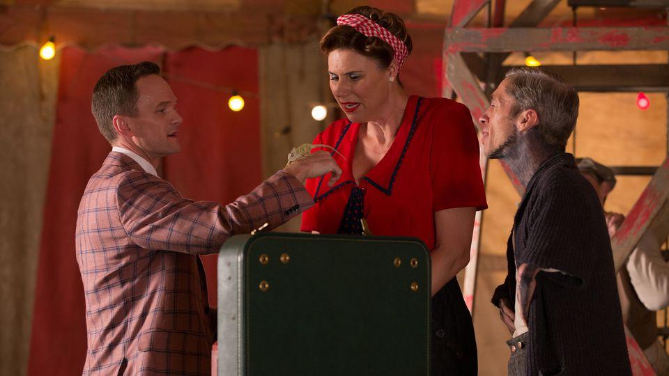 'AHS: Freak Show' Recap 4×11: A Feminist Twist on the Ole Dummy Routine With NPH