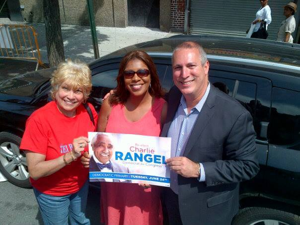Adam Clayton Powell IV Eyes Campaign to Replace Charles Rangel