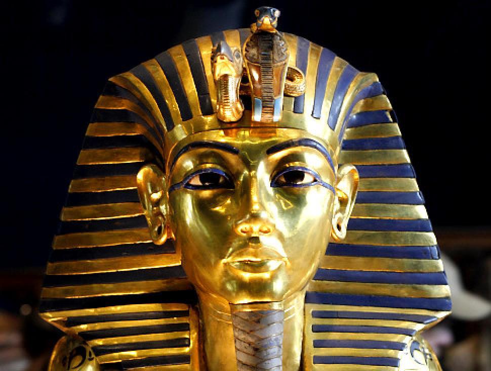 A Regal Disaster: King Tut Mask Damaged in Restoration