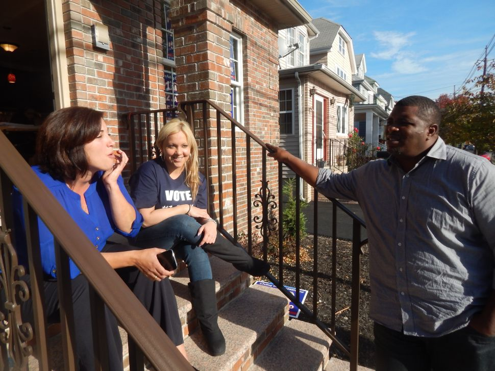 At Elizabeth BOE reorg, newcomer Amin muscles into command spot off-script