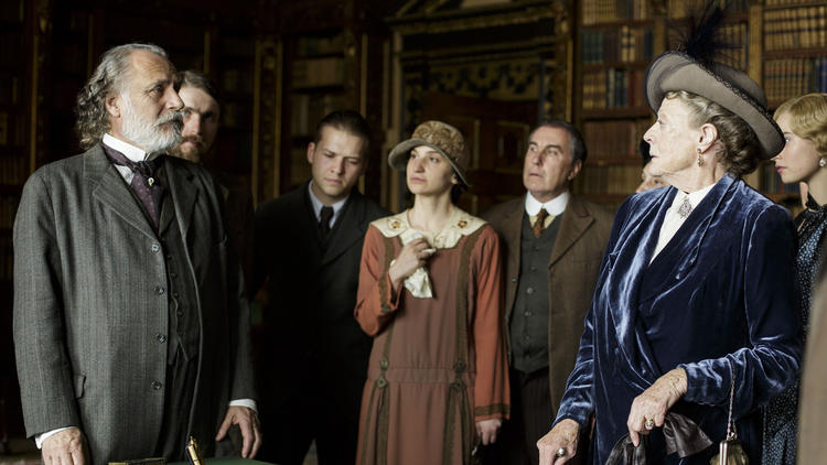 'Downton Abbey' 5×3 Recap: The Morning After