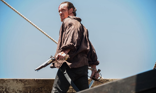 'Black Sails' Creators Discuss Some Key Moments from the Season 2 Premiere