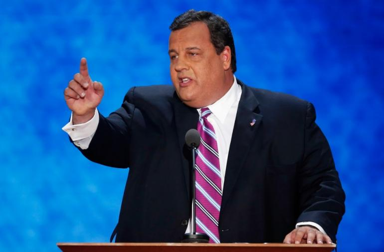 57% of New Jerseyans don't think Christie would make a good president