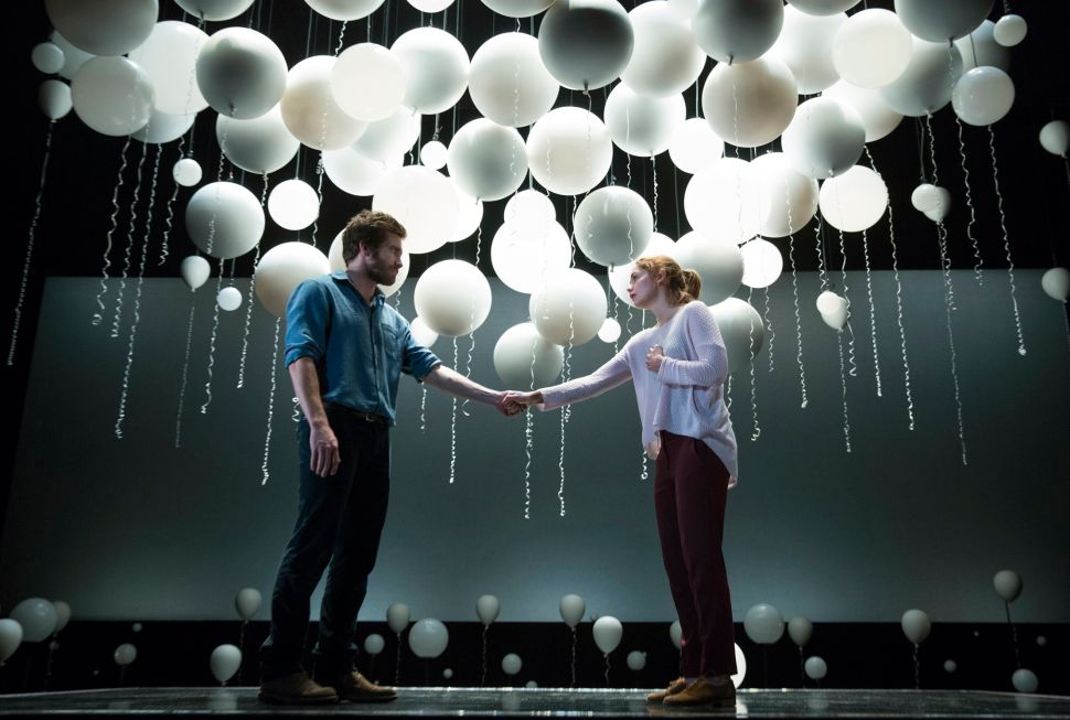 Nick Payne's 'Constellations' Is a Load of Arcane Rubbish Disguised as a Play