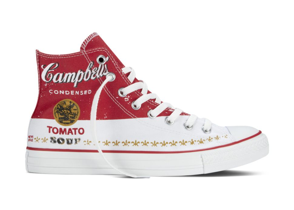 Art World Abstracts: The Inevitable Andy Warhol Sneaker Collaboration, and More!