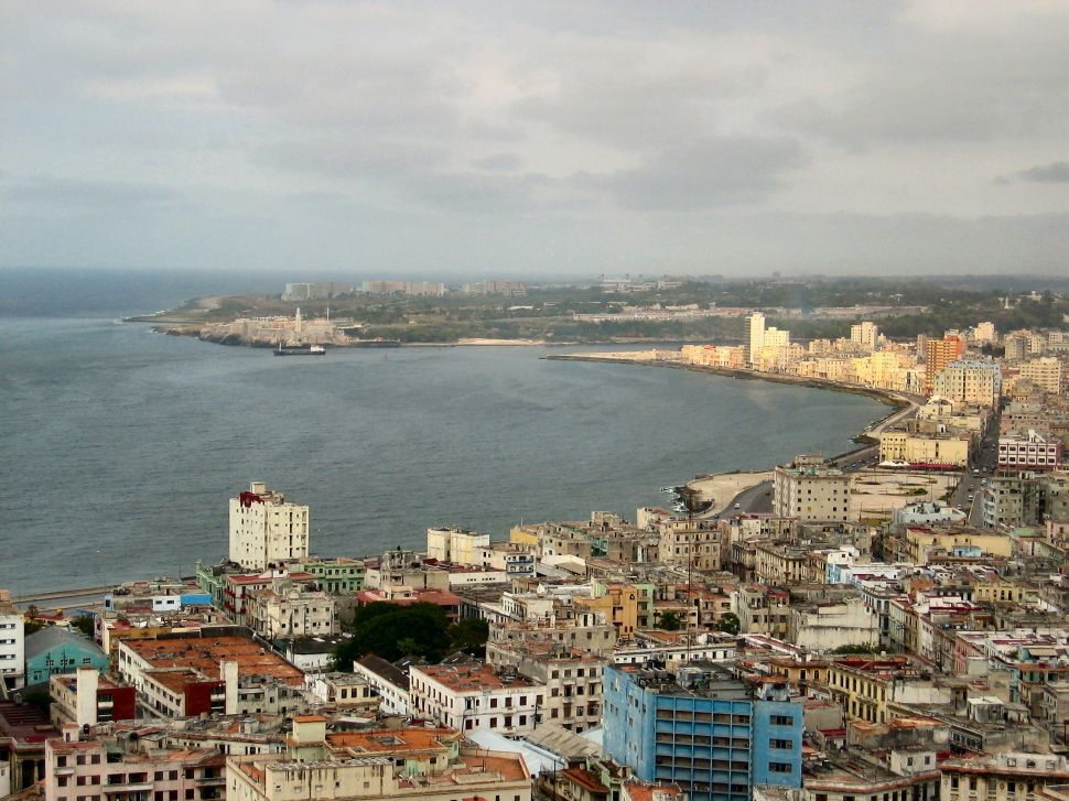 Don't Buy Your Condo in Cuba Yet