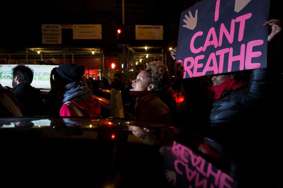 Bill de Blasio Again Slams 'Disgusting' Protesters Who 'Denigrate' Police