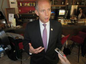 Congressman Daniel Donovan.