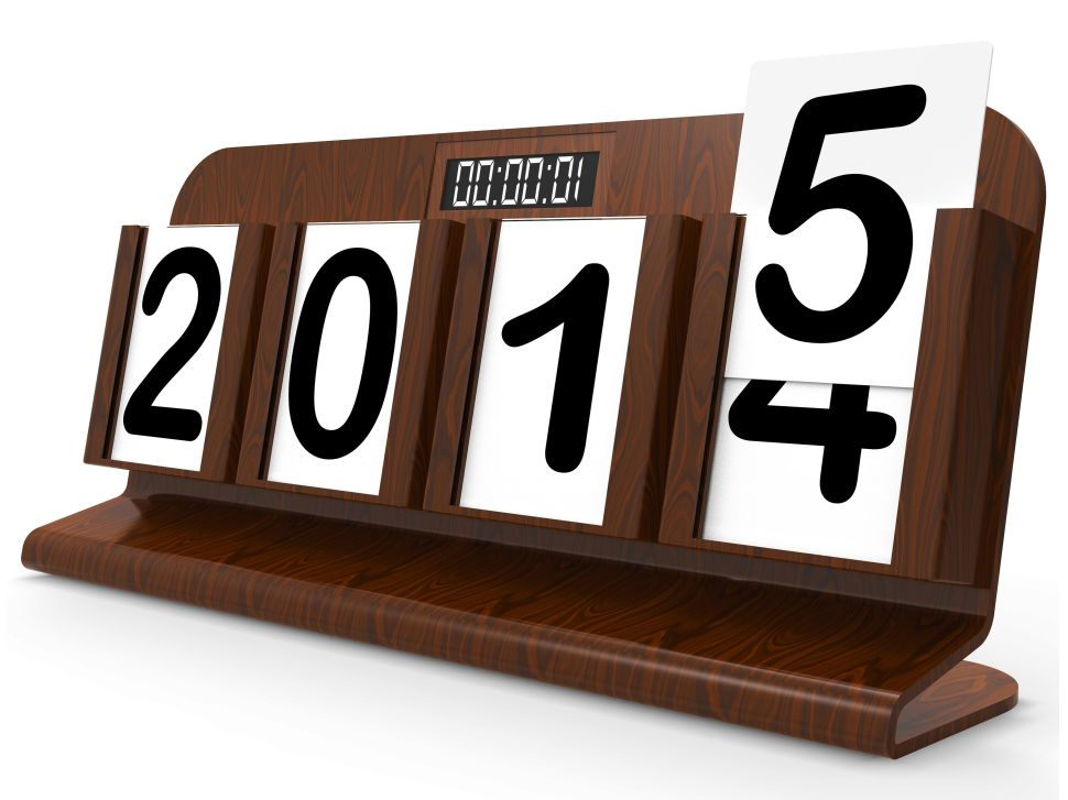 New Year, New Laws in NJ For 2015