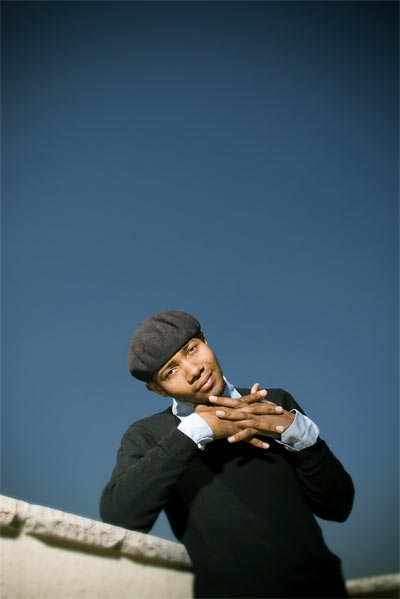 DJ Spooky Pitches New Projects at APAP