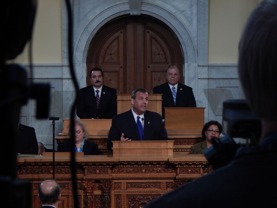 Source: NJ Dems persistently palpably fear Christie in law enforcer role