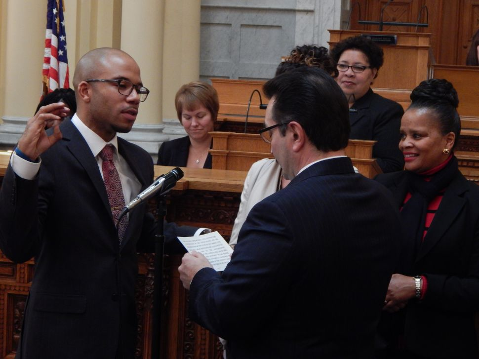 Taliaferro joins General Assembly