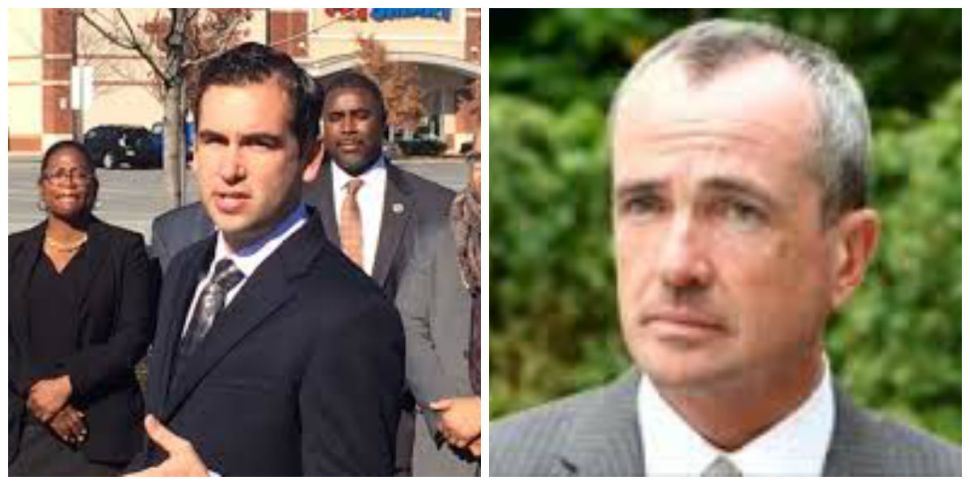 Why Did Murphy Target Fulop?