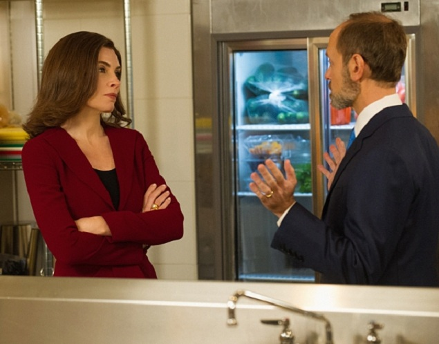 'The Good Wife' Recap 6×12: I Was in a Mood
