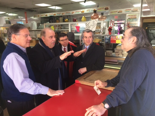 Bramnick, GOP kick off 2015 Assembly campaign in North Jersey with challenges ahead